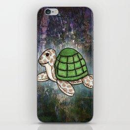 Teepa the Turtle iPhone Skin