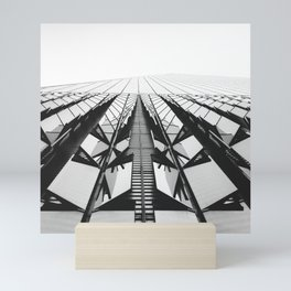 To the Limit - World Trade Center - NYC Mini Art Print
