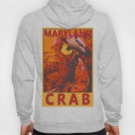 Maryland Crabbies Hoody