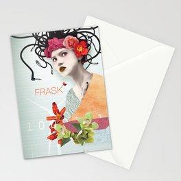 FRASK techno Stationery Cards