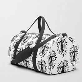 virgo zodiac Duffle Bag