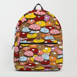 Donut time Backpack