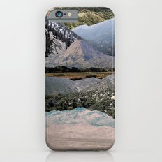 Mountains beyond mountains Slim Case iPhone 6s