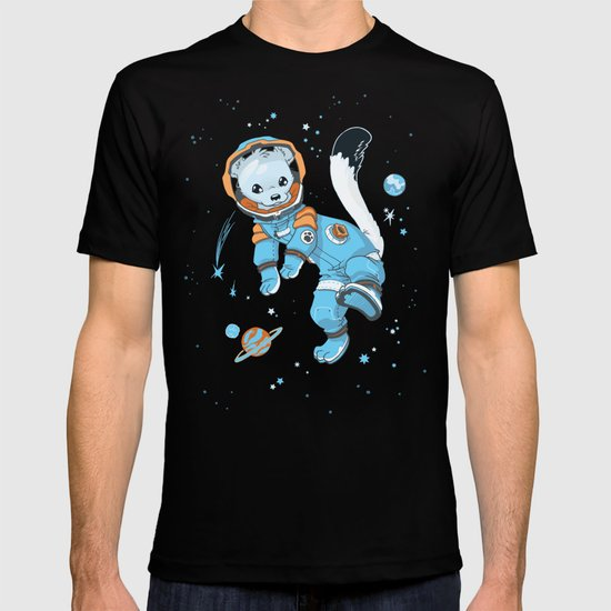 Space Ermine T-shirt