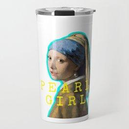 Pearl Girl! Travel Mug