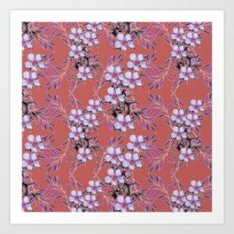 Inaya Art Print