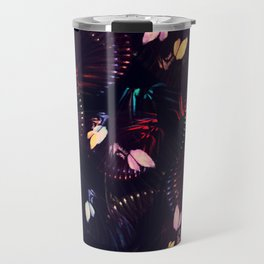 Abstract Butterfly Pattern #3 Travel Mug
