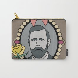 Remember Bram Stoker - Dracula Carry-All Pouch