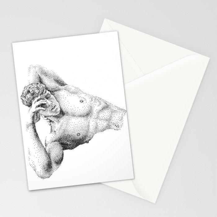 Charles - Nood Dood Stationery Cards