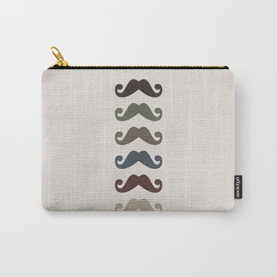 Stache Attack Carry-All Pouch