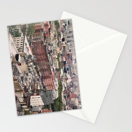 Lower East Side Skyline #2 Stationery Cards