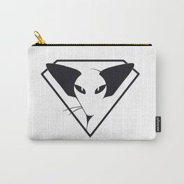 Siamese/Oriental cat the Bappelsine way Carry-All Pouch