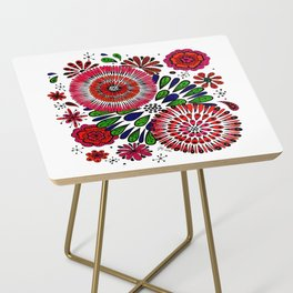 Petal Power Side Table