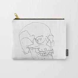 Vamp Skull Carry-All Pouch