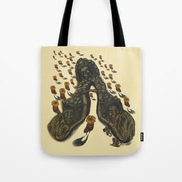 Cambodia on my mind Tote Bag