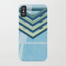 Four Triangles  iPhone X Slim Case