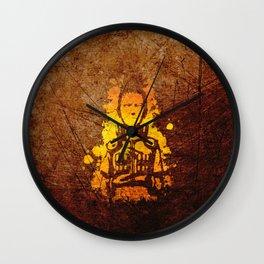 nara sikamaru Wall Clock