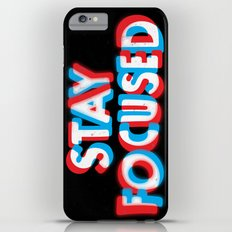 Stay Focused iPhone 6 Plus Slim Case