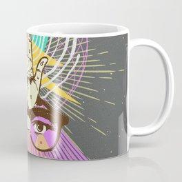 PSYCHIC SPIRALS Coffee Mug
