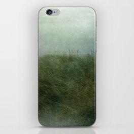 Summer Love at a Twilight Beach iPhone Skin