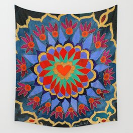 Feral Heart #04 Wall Tapestry