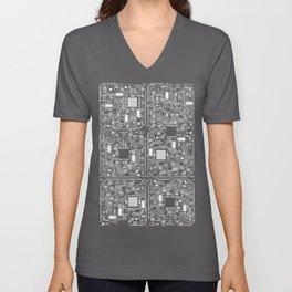 Serious Circuitry Unisex V-Neck