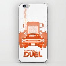 Steven Spielberg's DUEL iPhone & iPod Skin