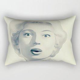 Carol Channing Rectangular Pillow