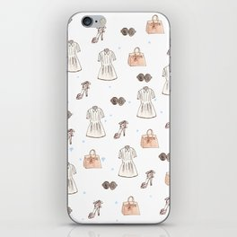 Fashionista  iPhone Skin