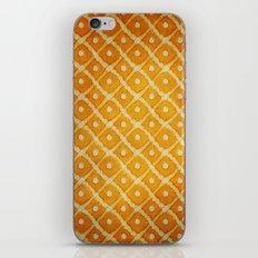 Yellow Pattern iPhone & iPod Skin