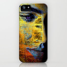 Mistery iPhone Case