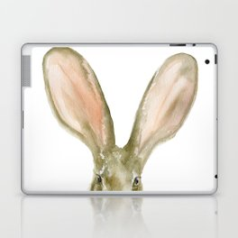 Jack Rabbit Watercolor Laptop & iPad Skin