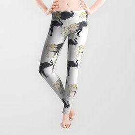 Spring Elephant Leggings