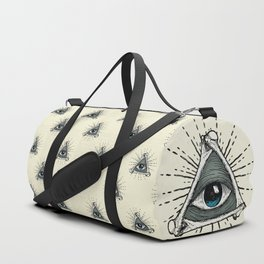 All Seeing Eye Duffle Bag