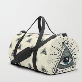 All Seeing Eye Duffle Bag
