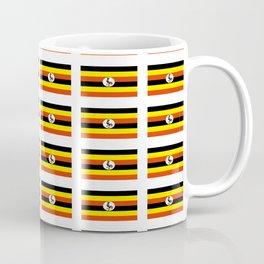 Flag of Uganda – Ugandan,ugandes,Kampala,Kyoga,Turkana. Coffee Mug