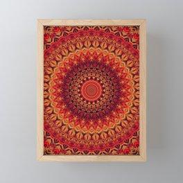 Mandala 261 Framed Mini Art Print