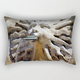 Fontana della Barcaccia 1 Rectangular Pillow
