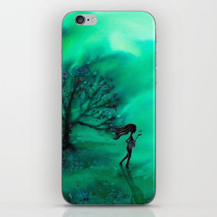 A Sacred Tree iPhone Skin