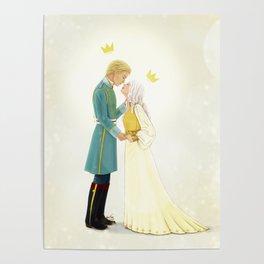Nikolai and Alina Poster