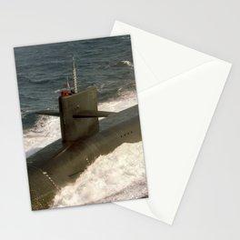 USS KENTUCKY (SSBN-737) Stationery Cards
