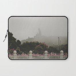 Tian Tan Buddha Laptop Sleeve