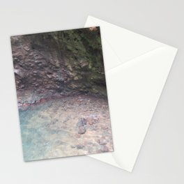 Pebble Cave Costa Rica Stationery Cards