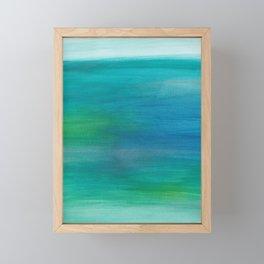 Ocean Series, 3 Framed Mini Art Print
