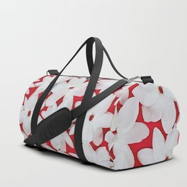 Scattered Jasmine Duffle Bag