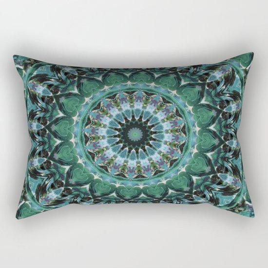 i heart you ii Rectangular Pillow