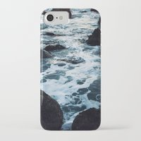 salt water iPhone & iPod Cases featuring Salt Water Study II by Teal Thomsen Photography