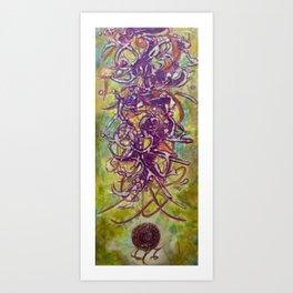 All Seeds Awaken Art Print