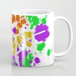 Painted pride Coffee Mug