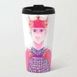 King of Camelot Travel Mug